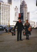 Hummel und Jette in Chicago